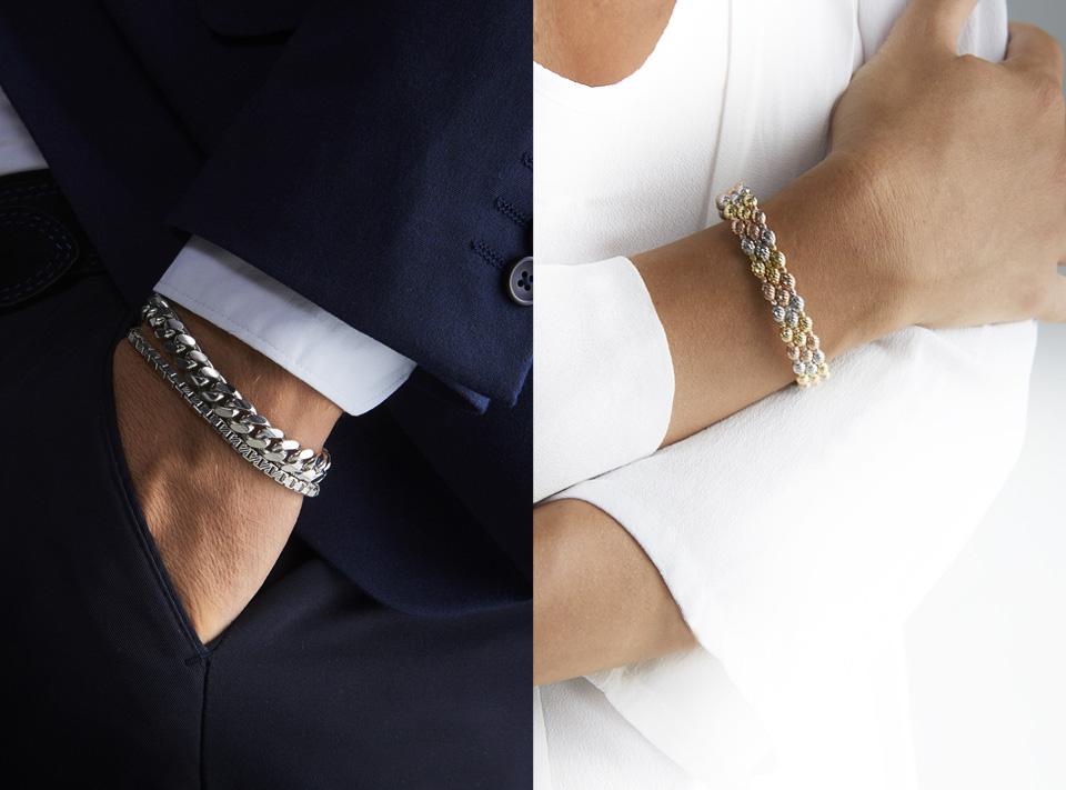 Produttori di gioielli e articoli in Argento di Design